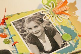 Anna book close up