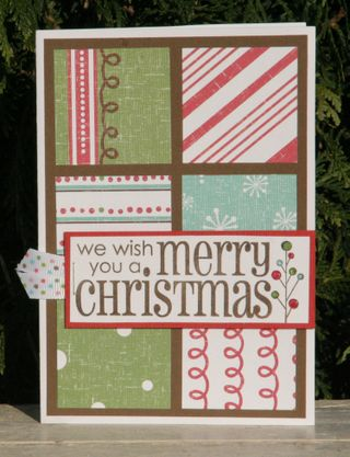 Card- We wish you