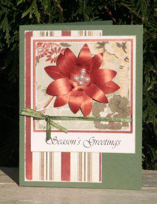 Card- Season's Greetings