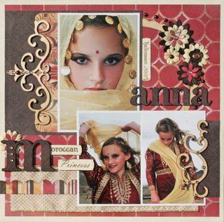 Moroccan Princess rdcd
