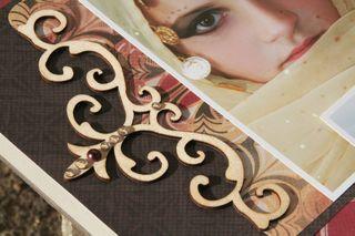 Moroccan Princess detail 3 rdcd