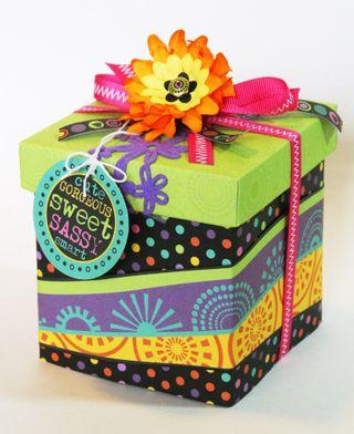 Gift Box rdcd