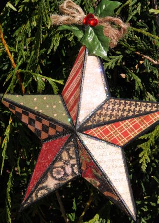 Star Ornament 2