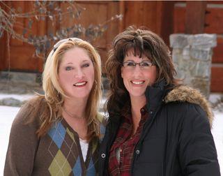 Nancy and Aimee