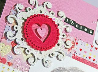 Made With Love- 12x12- Nancy Burke detail 1