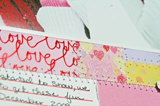 Made With Love- 12x12- Nancy Burke detail 2