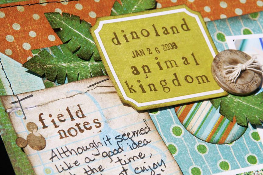 Dinoland detail 1