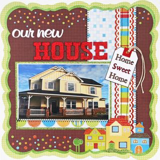 Our New House rdcd