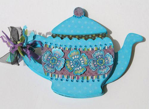 Teapot rdcd
