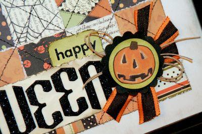 Paper Quilt dtl- Halloween