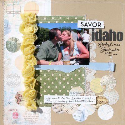 #24 SAVOR IDAHO (TCR)