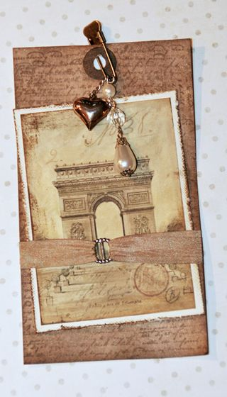 S&G Tags- Arc De Triumphe