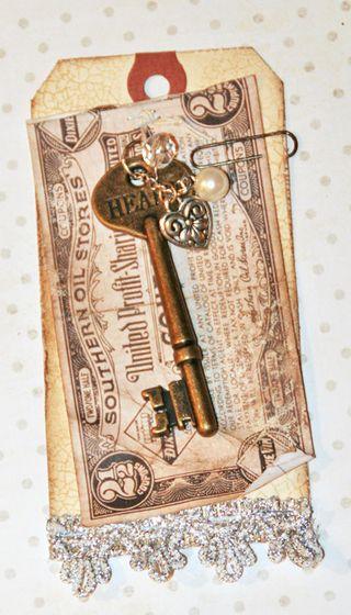 S&G Tags- Key