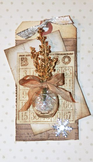 S&G Tags- Vase