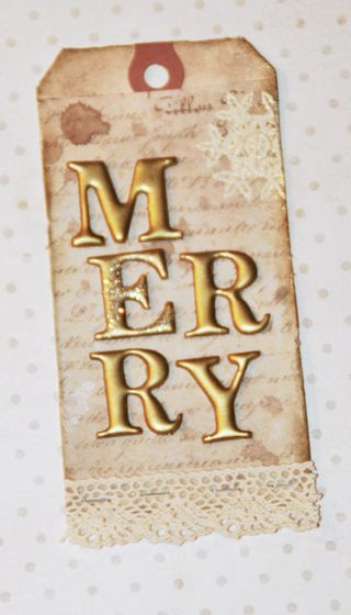 S&G Tags- Merry