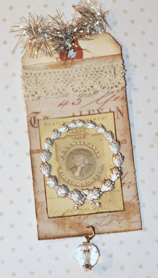 S&G Tags- Metal Wreath