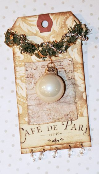 S&G Tags- Ornament