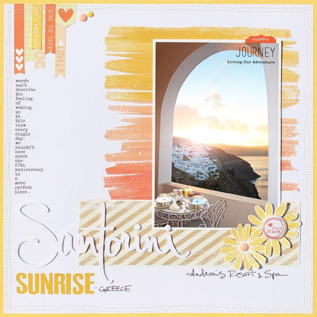 SantoriniSunrise_NancyBurke_Scraptastic_Oct